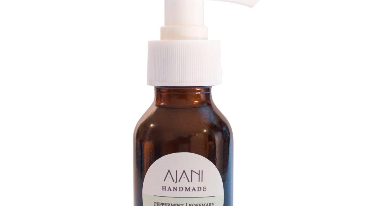 Peppermint & Rosemary Essential oil Elixir