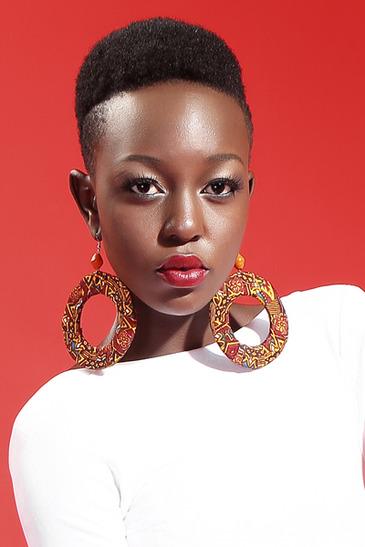 Miss Universe Kenya 2014- Gaylyne Ayugi