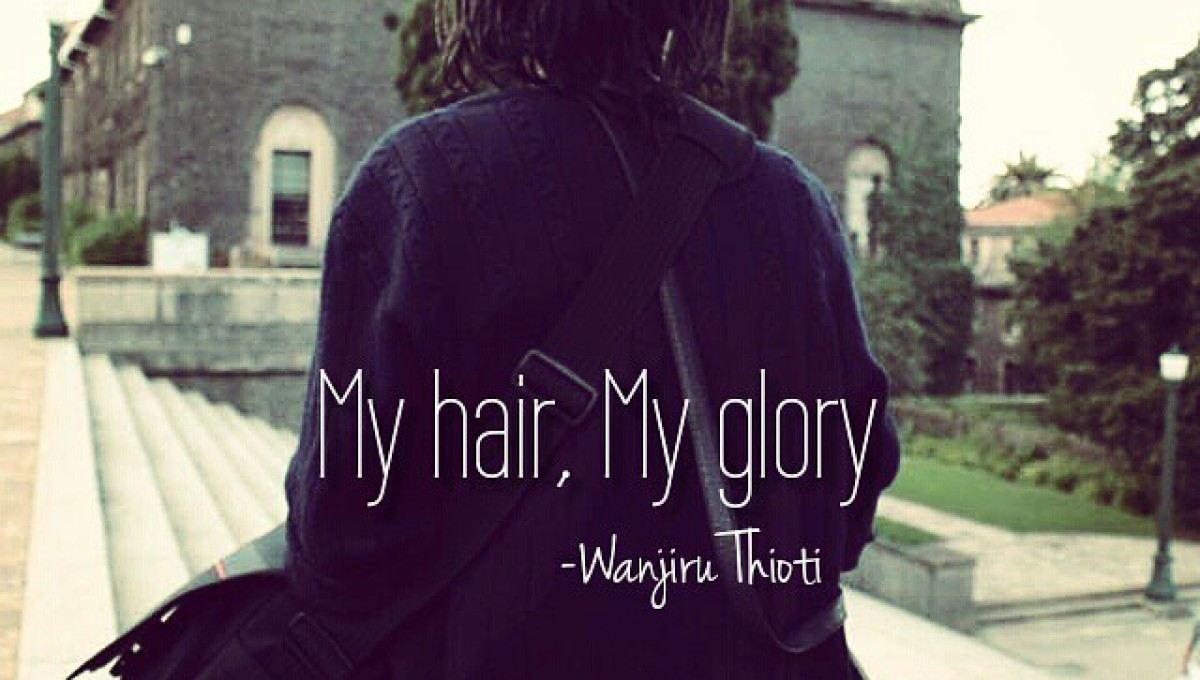 My hair, My glory