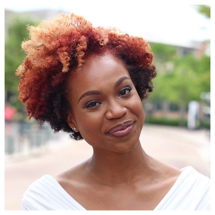 Copper Hair Color African American Best Hair Color 2018