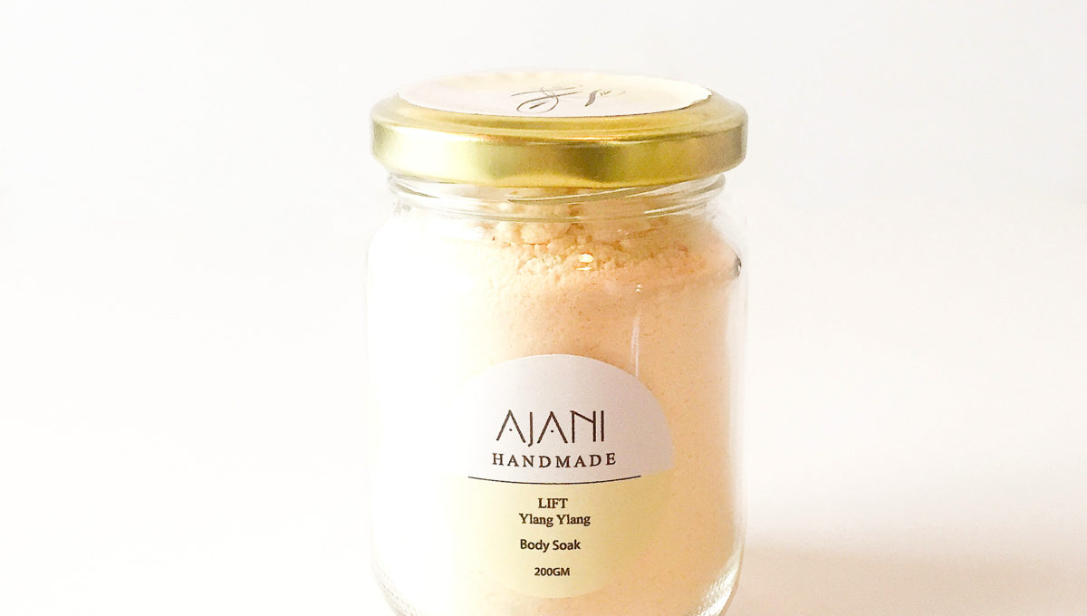 LIFT- Ylang Ylang Body Soak
