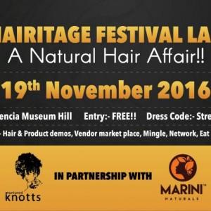 The Hairitage Festival Nairobi